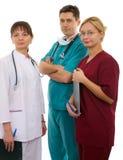 νοσοκόμα γιατρών Στοκ Φωτογραφία