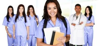 Νοσοκόμα στο νοσοκομείο Στοκ Εικόνα