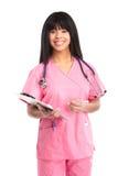 νοσοκόμα στοκ εικόνα