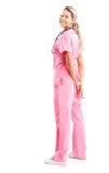νοσοκόμα στοκ φωτογραφία