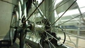 Νοσταλγικό ποδήλατο Στοκ Εικόνες