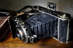 Νοσταλγική παλαιά κάμερα φυσητήρων Στοκ φωτογραφία με δικαίωμα ελεύθερης χρήσης