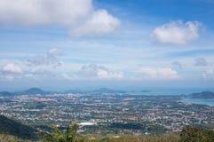 Νοτιοανατολικός Phuket Στοκ εικόνες με δικαίωμα ελεύθερης χρήσης