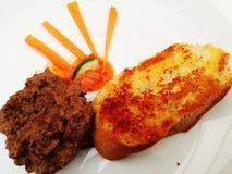 Νοτιοαφρικανικά τρόφιμα Στοκ Εικόνες