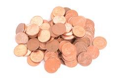 Νοτιοαφρικανικό νόμισμα ακρών Στοκ Εικόνα