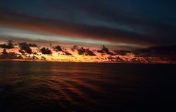 Νοτιοειρηνικός ωκεανός Στοκ Εικόνες