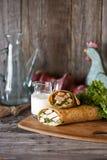 Νοτιοδυτικό περικάλυμμα κοτόπουλου Στοκ φωτογραφία με δικαίωμα ελεύθερης χρήσης