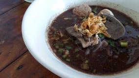 Νουντλς thaifood Στοκ Φωτογραφία