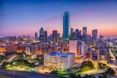 Ντάλλας, Τέξας, ΗΠΑ στοκ εικόνες