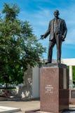 Ντάλλας, Τέξας - 7 Μαΐου 2018: Μνημείο του George Bannerman Dealey σε Dealey Plaza, Ντάλλας, Τέξας Στοκ εικόνες με δικαίωμα ελεύθερης χρήσης