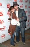 Ντάνιελ Gillies, Rachael Leigh Cook Στοκ Φωτογραφία