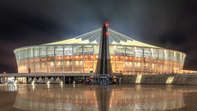 Ντάρμπαν Μωυσής Mabhida Stadium Στοκ εικόνες με δικαίωμα ελεύθερης χρήσης