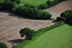 Ντέβον αγροτικό Στοκ Εικόνες