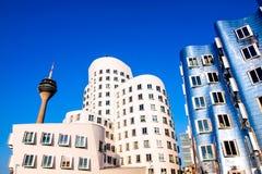 Ντίσελντορφ Γερμανία Στοκ εικόνα με δικαίωμα ελεύθερης χρήσης