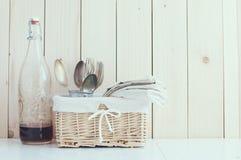 Ντεκόρ εγχώριων κουζινών Στοκ φωτογραφία με δικαίωμα ελεύθερης χρήσης