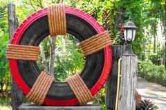 Ντεκόρ κήπων ροδών Στοκ εικόνες με δικαίωμα ελεύθερης χρήσης