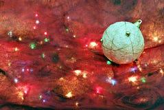 Ντεκόρ Χριστουγέννων Στοκ φωτογραφία με δικαίωμα ελεύθερης χρήσης