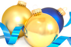 ντεκόρ Χριστουγέννων Στοκ Φωτογραφίες