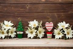 Ντεκόρ Χριστουγέννων. στοκ εικόνες με δικαίωμα ελεύθερης χρήσης