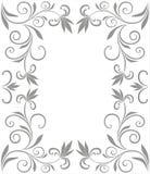 ντεκόρ floral Στοκ εικόνα με δικαίωμα ελεύθερης χρήσης