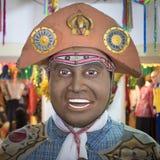 Ντεκόρ Olinda ` s καρναβάλι στοκ εικόνες