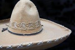 Ντεμοντέ καπέλο σομπρέρο Στοκ εικόνες με δικαίωμα ελεύθερης χρήσης