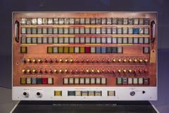 Ντεμοντέ πίνακας διανομής Στοκ Φωτογραφίες