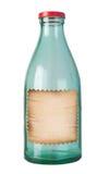 Ντεμοντέ πράσινο μπουκάλι στοκ φωτογραφία με δικαίωμα ελεύθερης χρήσης