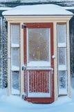 Ντεμοντέ πόρτα Στοκ φωτογραφίες με δικαίωμα ελεύθερης χρήσης