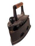 Ντεμοντέ σίδηρος Στοκ Εικόνα