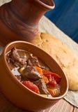 Ντεμοντέ stew βόειου κρέατος Στοκ εικόνα με δικαίωμα ελεύθερης χρήσης