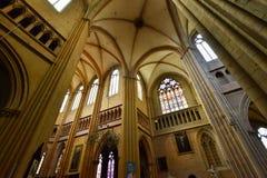 Ντιζόν, Γαλλία - 22 Απριλίου 2016: καθεδρικός ναός Στοκ εικόνα με δικαίωμα ελεύθερης χρήσης