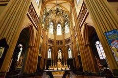 Ντιζόν, Γαλλία - 22 Απριλίου 2016: καθεδρικός ναός Στοκ Εικόνες