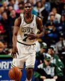 Ντι Μπράουν Boston Celtics Στοκ εικόνες με δικαίωμα ελεύθερης χρήσης