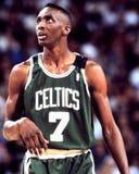 Ντι Μπράουν, Boston Celtics Στοκ εικόνες με δικαίωμα ελεύθερης χρήσης