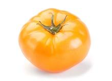 ντομάτα κίτρινη Στοκ Εικόνα
