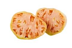 Ντομάτα καρδιών βοδιών Στοκ φωτογραφίες με δικαίωμα ελεύθερης χρήσης