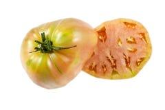 Ντομάτα καρδιών βοδιών Στοκ Φωτογραφία