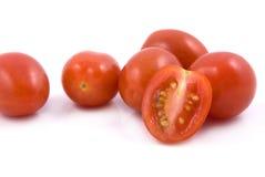 ντομάτα κερασιών Στοκ φωτογραφία με δικαίωμα ελεύθερης χρήσης