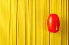 ντομάτα μακαρονιών ζυμαρι&k στοκ φωτογραφίες με δικαίωμα ελεύθερης χρήσης