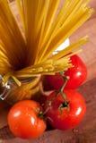 ντομάτα μακαρονιών Στοκ φωτογραφία με δικαίωμα ελεύθερης χρήσης