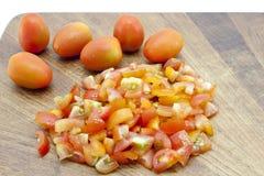 ντομάτα μπριζολών Στοκ Εικόνες