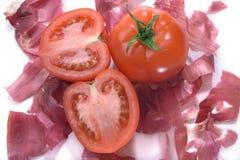 ντομάτα ομάδας Στοκ φωτογραφίες με δικαίωμα ελεύθερης χρήσης