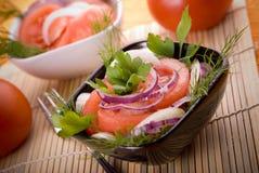ντομάτα σαλάτας Στοκ εικόνα με δικαίωμα ελεύθερης χρήσης