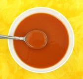 ντομάτα σούπας Στοκ Εικόνες