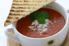 ντομάτα σούπας Στοκ φωτογραφία με δικαίωμα ελεύθερης χρήσης