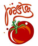 ντομάτα συρραφών Στοκ Εικόνα