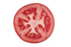 Ντομάτα φετών Στοκ εικόνες με δικαίωμα ελεύθερης χρήσης