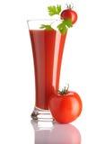 ντομάτα χυμού Στοκ εικόνα με δικαίωμα ελεύθερης χρήσης
