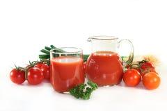 ντομάτα χυμού Στοκ φωτογραφίες με δικαίωμα ελεύθερης χρήσης